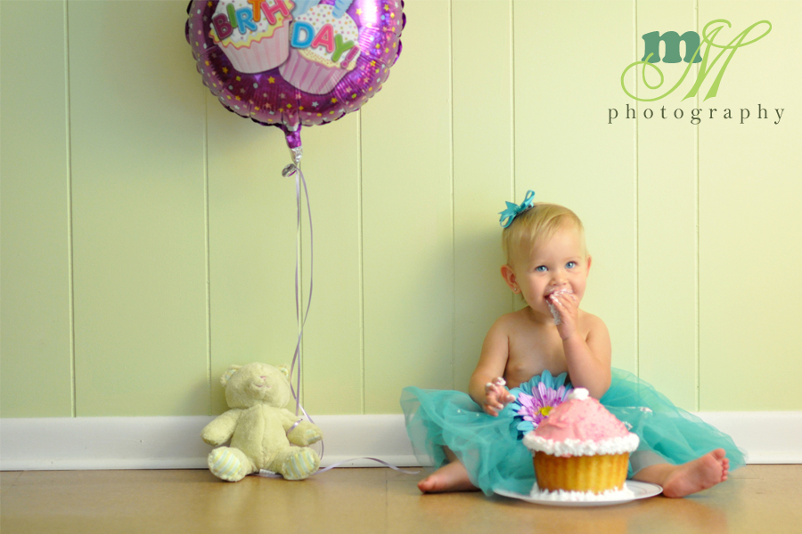 Raleigh NC Cake Smash Photography Charlize Mandas Memories - Childrens birthday parties raleigh nc