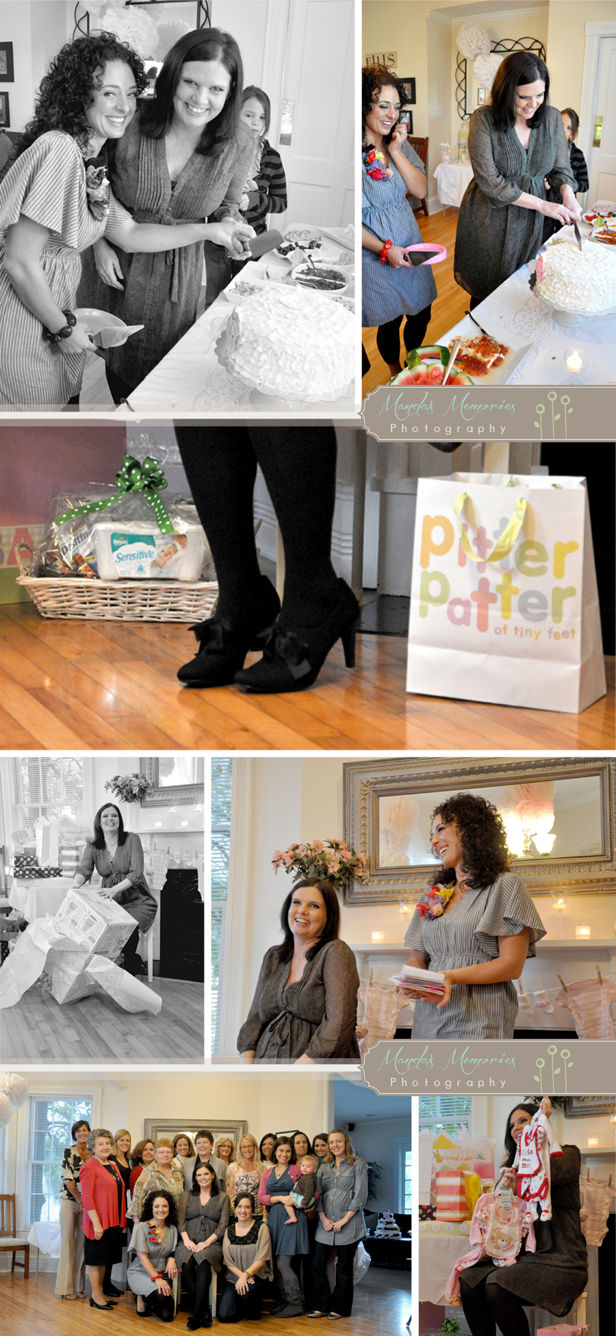 raleigh nc baby shower photography 1d